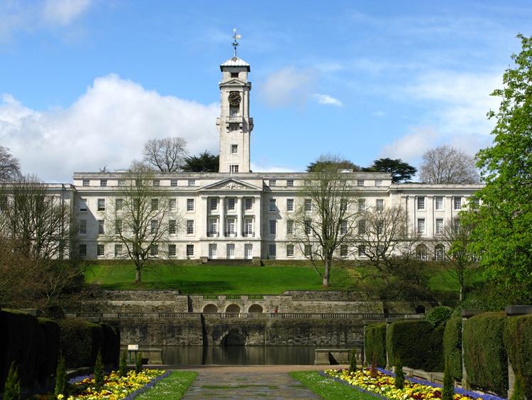 Αποτέλεσμα εικόνας για nottingham university image